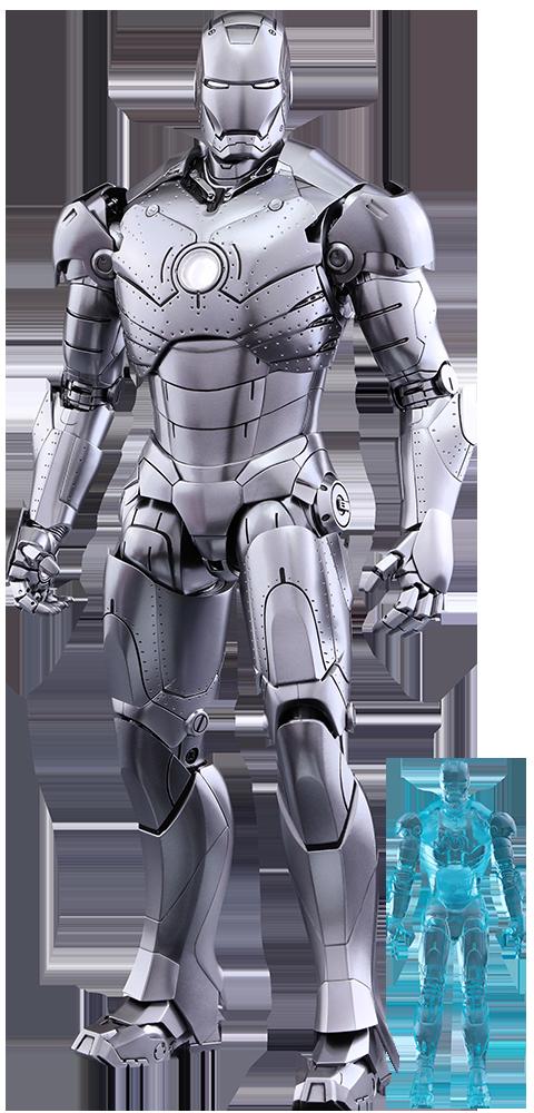 Hot Toys Iron Man Mark II Sixth Scale Figure