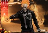 Gallery Image of Ghost Rider Sixth Scale Figure