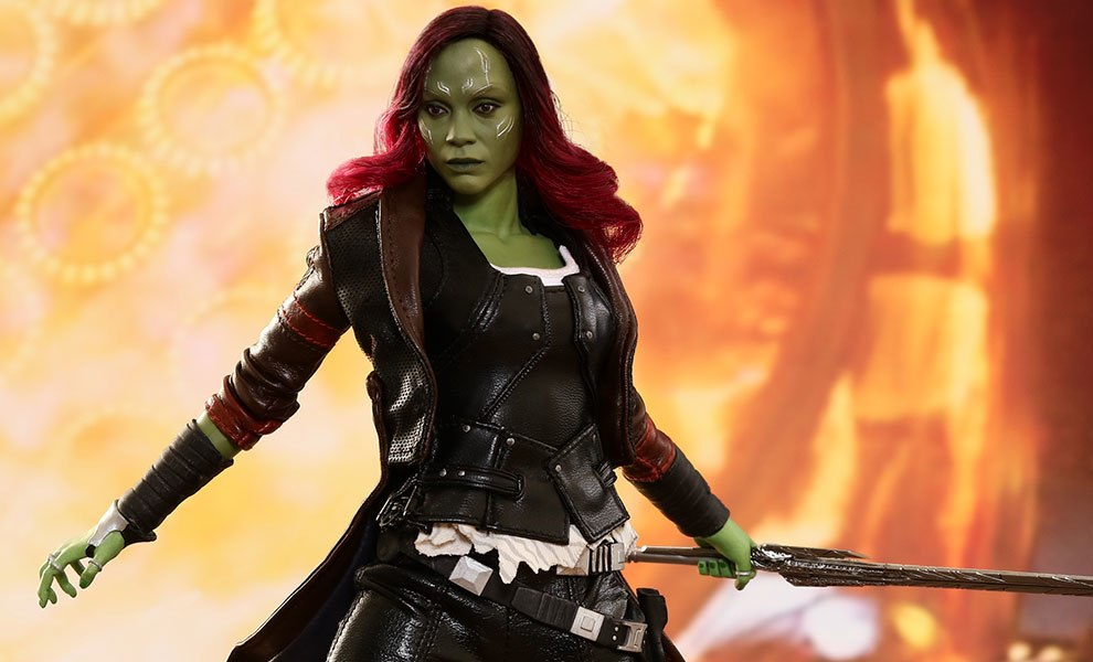Gallery Feature Image of Gamora Sixth Scale Figure - Click to open image gallery