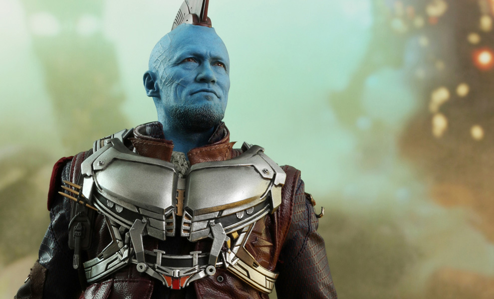 Gallery Feature Image of Yondu Deluxe Version Sixth Scale Figure - Click to open image gallery