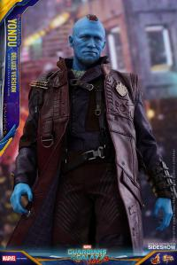 Gallery Image of Yondu Deluxe Version Sixth Scale Figure