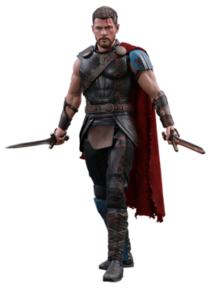 Gladiator Thor Deluxe Version Sixth Scale Figure