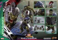 Gallery Image of Gladiator Hulk Sixth Scale Figure