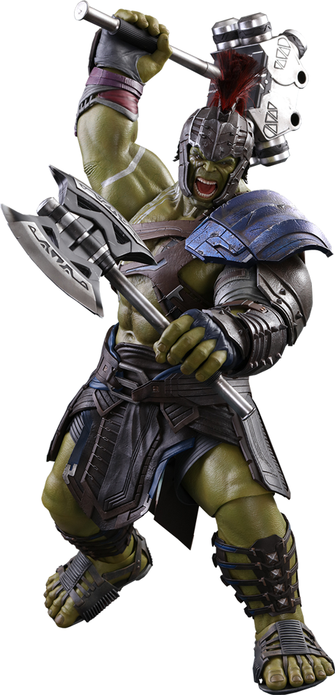 Hot Toys Gladiator Hulk Sixth Scale Figure
