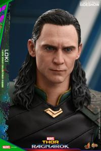 Gallery Image of Loki Sixth Scale Figure
