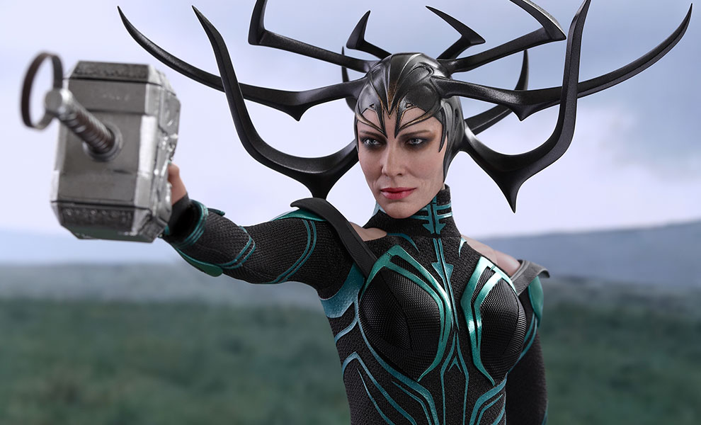 Gallery Feature Image of Hela Sixth Scale Figure - Click to open image gallery