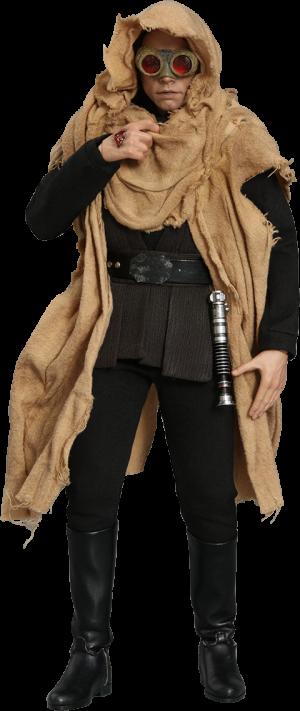 Luke Skywalker Deluxe Version Sixth Scale Figure