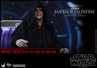 Gallery Image of Emperor Palpatine Deluxe Version Sixth Scale Figure