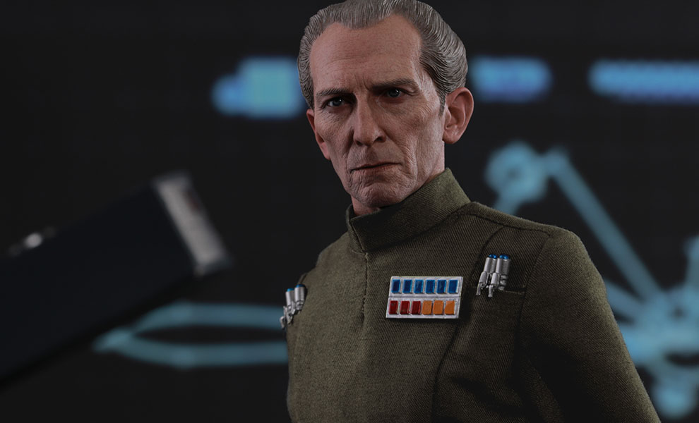 Gallery Feature Image of Grand Moff Tarkin Sixth Scale Figure - Click to open image gallery