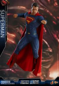 Gallery Image of Superman Sixth Scale Figure