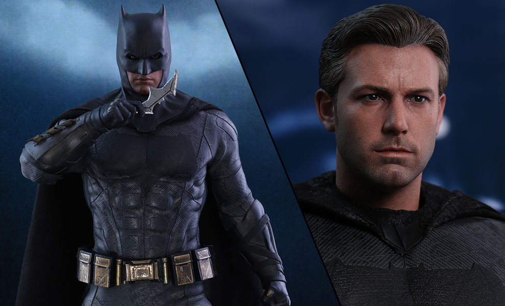 Gallery Feature Image of Batman Deluxe Sixth Scale Figure - Click to open image gallery