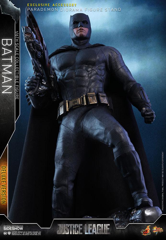 HOT WHEELS DC JUSTICE LEAGUE BATMAN STREET SHAKER BEN AFFLECK MINT