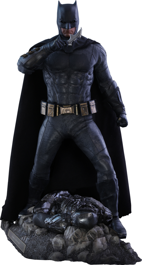 Hot Toys Batman Deluxe Sixth Scale Figure
