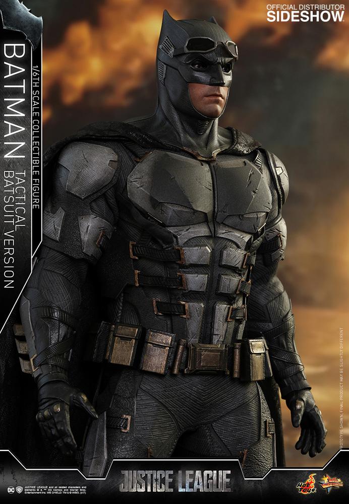 Batman Tactical Batsuit Version Collector Edition - Prototype Shown