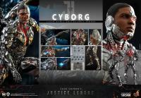 Gallery Image of Cyborg Sixth Scale Figure