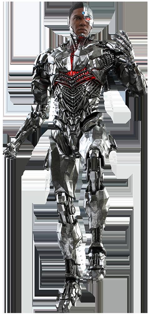 Hot Toys Cyborg Sixth Scale Figure