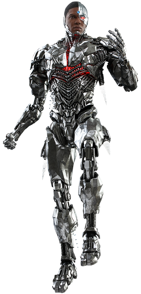 Hot Toys Cyborg (Special Edition) Sixth Scale Figure