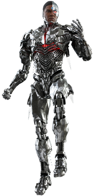 Cyborg (Special Edition) Sixth Scale Figure