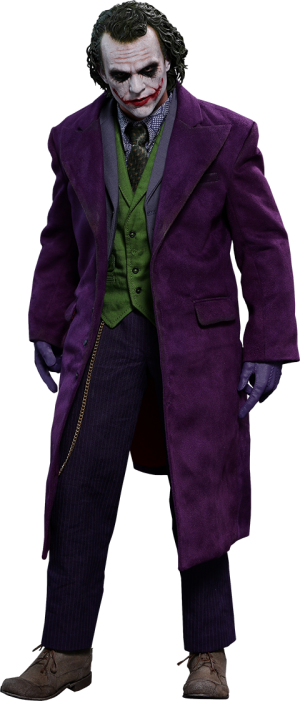 The Joker Quarter Scale Figure