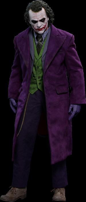 The Joker Quarter Scale Figure