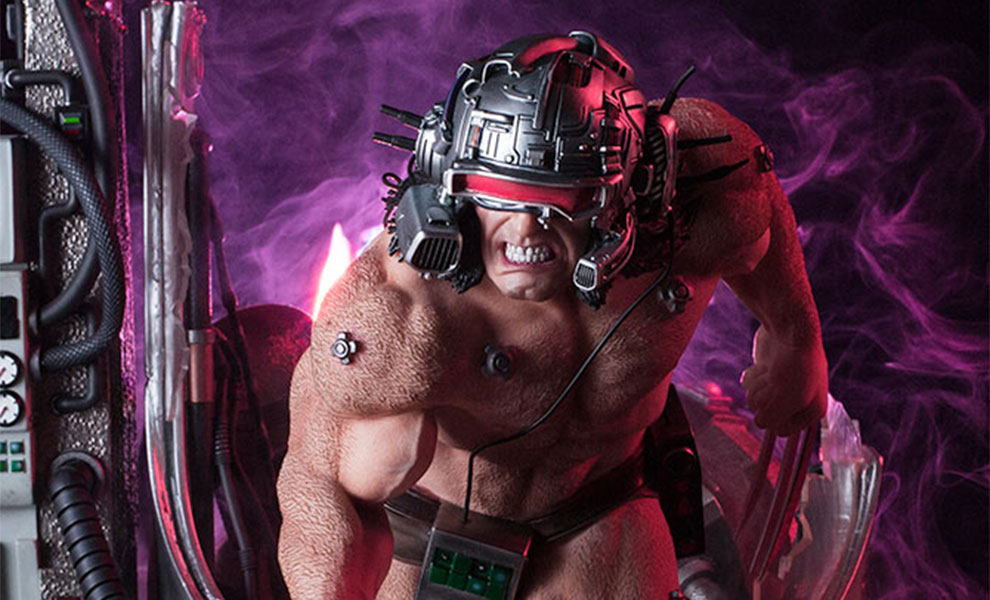 Gallery Feature Image of Weapon X Statue - Click to open image gallery