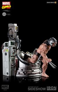 Gallery Image of Weapon X Statue