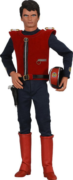 Captain Scarlet Sixth Scale Figure