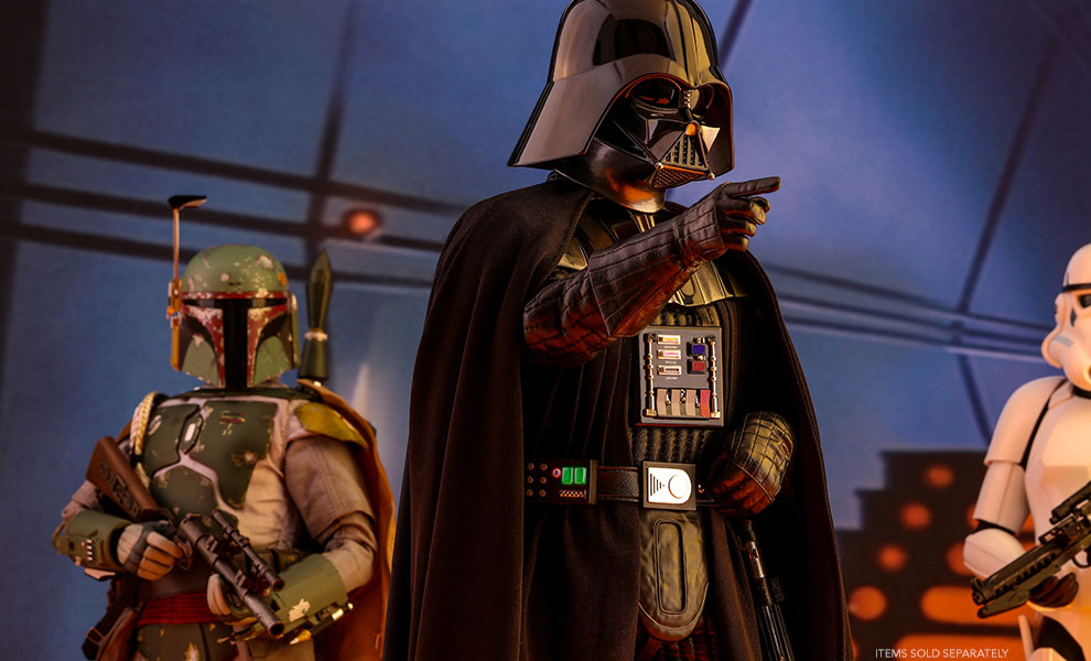 Gallery Feature Image of Darth Vader Sixth Scale Figure - Click to open image gallery