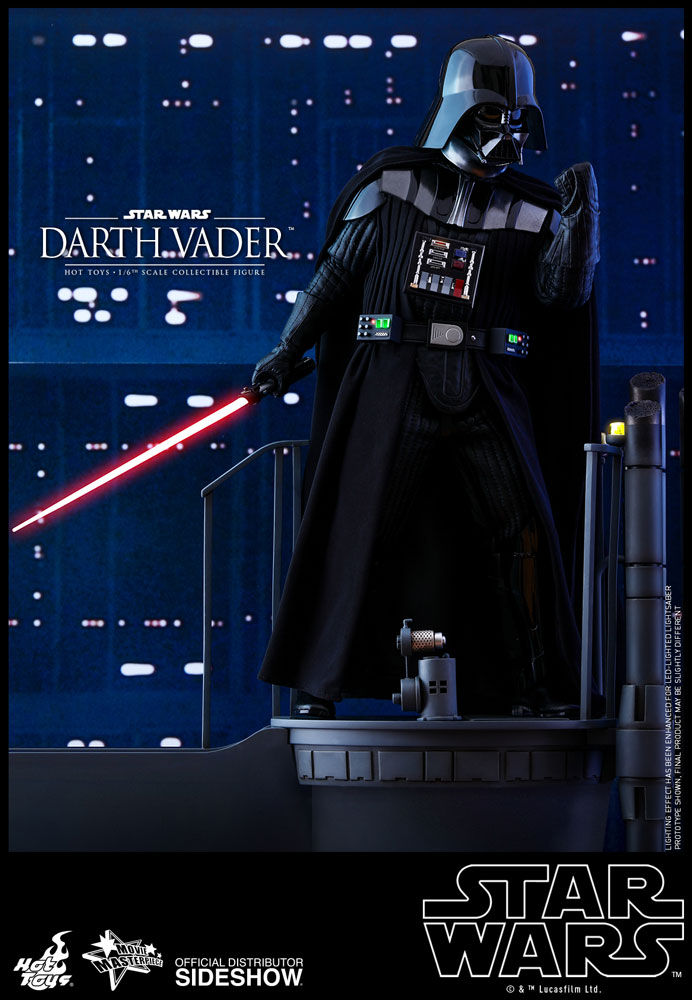 Star Wars Darth Vader Sixth Scale Figure by Hot Toys