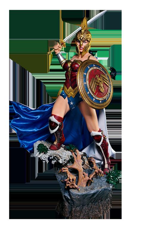 Iron Studios Wonder Woman Statue