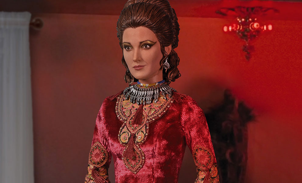 Gallery Feature Image of Solitaire Sixth Scale Figure - Click to open image gallery