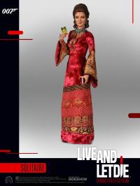 Gallery Image of Solitaire Sixth Scale Figure