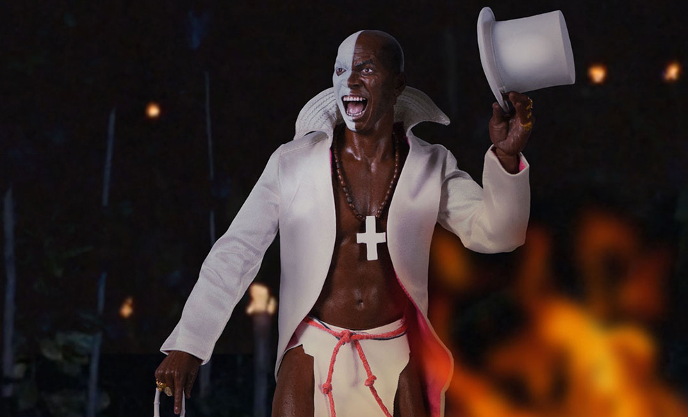 Gallery Feature Image of Baron Samedi Sixth Scale Figure - Click to open image gallery