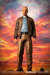 Gallery Image of Walter White Quarter Scale Statue
