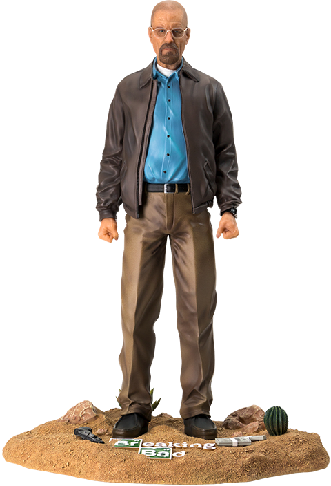 Supacraft Walter White Quarter Scale Statue