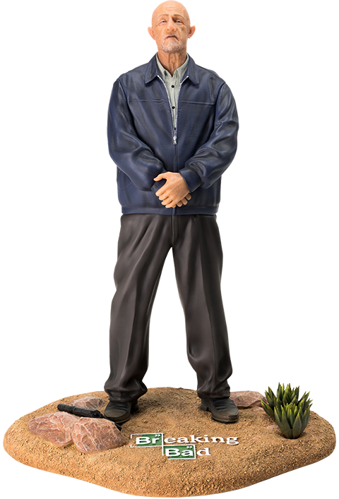Supacraft Mike Ehrmantraut Quarter Scale Statue