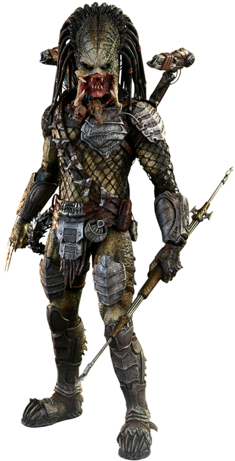 Hot Toys Wolf Predator Heavy Weaponry Sixth Scale Figure