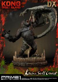 Gallery Image of Kong vs Skull Crawler Deluxe Version Statue