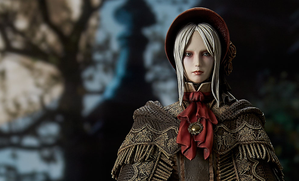 Gallery Feature Image of Bloodborne Doll Statue - Click to open image gallery