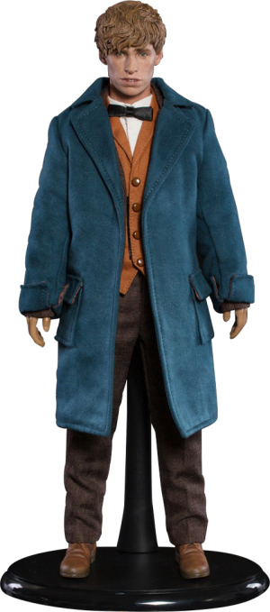 Newt Scamander Sixth Scale Figure