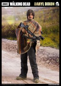Gallery Image of Daryl Dixon Sixth Scale Figure