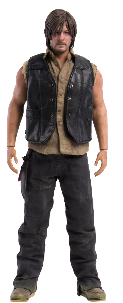 Threezero Daryl Dixon Sixth Scale Figure