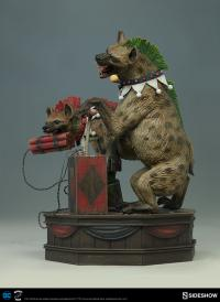 Gallery Image of Bud and Lou Maquette