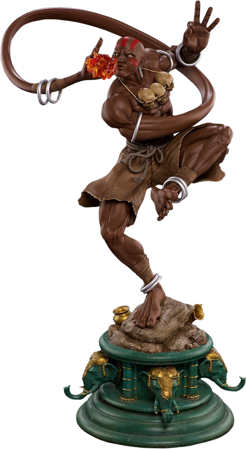 PCS Collectibles Dhalsim Classic Statue