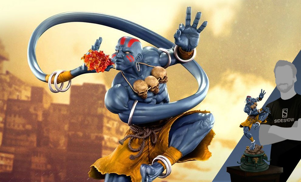 Gallery Feature Image of Dhalism Player 2 Statue - Click to open image gallery