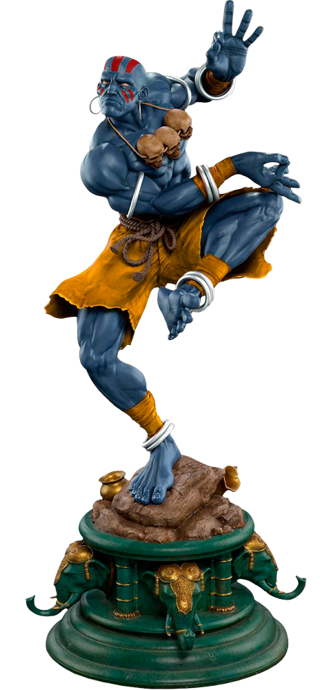 PCS Collectibles Dhalism Player 2 Statue