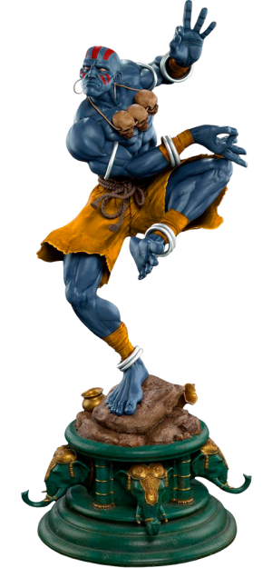 Dhalism Player 2 Statue