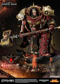 Gallery Image of Gabriel Angelos Statue