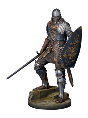 Knight of Astora - Oscar Statue