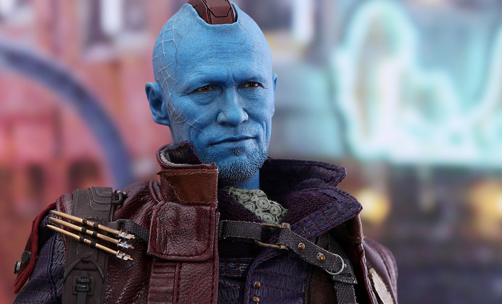 Gallery Feature Image of Yondu Sixth Scale Figure - Click to open image gallery